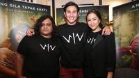 Preskon film Wiro Sableng (Adrian Putra/bintang.com)