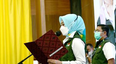 Pendiri Jabar Bergerak Atalia Praratya Ridwan Kamil