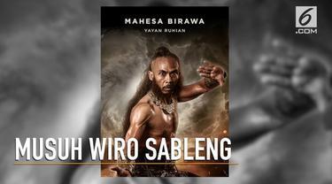 Yayan Ruhian sedikit membocorkan peran dan berbagi kesan saat menjalankan syuting sebagai Mahesa Birawa dalam film Wiro Sableng 212.