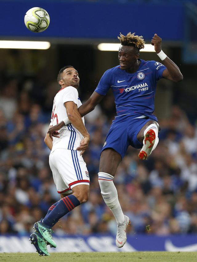 Adu Penalti, Chelsea Bungkam Lyon di ICC 2018
