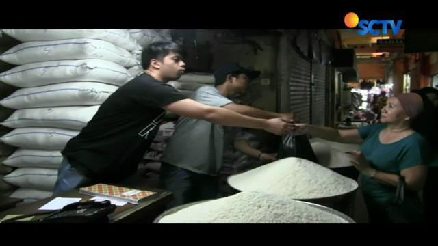 Pemerintah juga memastikan cadangan beras nasional cukup hingga masa panen raya Maret mendatang.