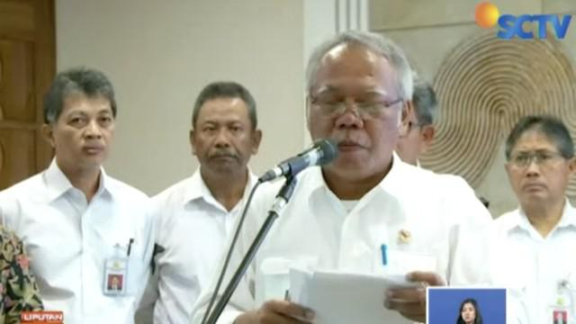 Pihak Kementerian PUPR sebagai penanggungjawab proyek nasional ini terus berkomunikasi dengan Panglima TNI dan Kapolri yang kini sedang mengecek kebenaran berita itu.