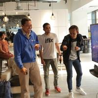 Peluncuran dua short form terbaru iflix. (Deki Prayoga/Bintang.com)