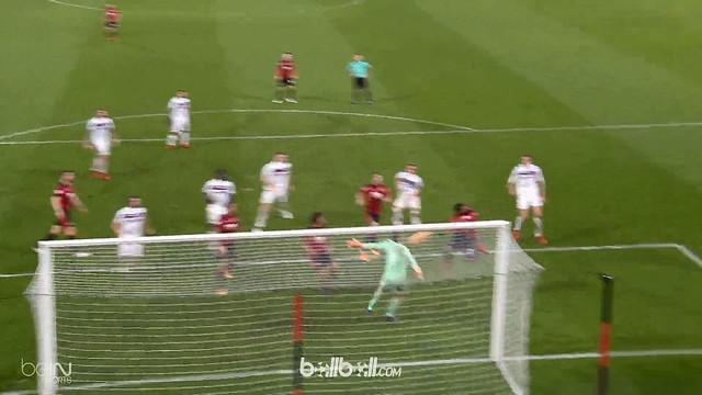 Bournemouth melakukan comeback luar biasa untuk mengatasi tim tamu Stoke, Sabtu (3/2) di Vitality Stadium. Sempat tertinggal gol k...