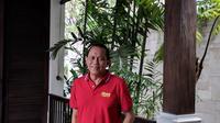 Chris Kanter, Dirut Indosat Ooredoo. Liputan6.com/Andina Librianty