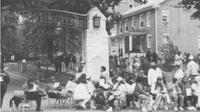 Lincoln University di awal Abad ke-20 (AP Photo)