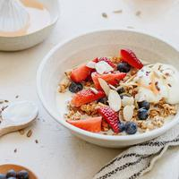 ilustrasi oatmeal/Photo by Dani Rendina on Unsplash