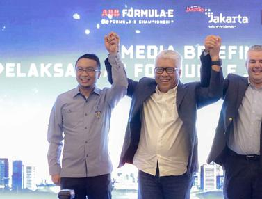 Maret, Pembangunan Sirkuit Formula E Bakal Digarap
