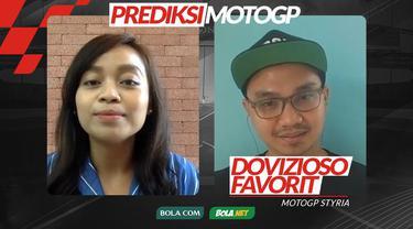 Berita Video Jelang MotoGP Styria Akhir Pekan Ini, Andrea Dovizioso Jadi Favorit Bagaimana dengan Valentino Rossi?