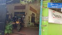 Restoran Sumatra menjadi salah satu tempat yang bisa mengobati kerinduan akan masakan Indonesia di Phnom Penh, Kamboja. (Bola.com/Zulfirdaus Harahap)