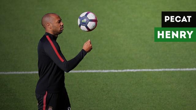 Berita video manajemen AS Monaco memutuskan untuk tidak menggunakan jasa Thierry Henry lagi.