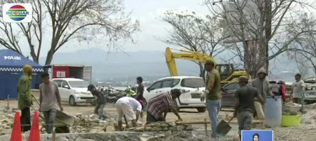 Pembangunan tidak bisa lagi dilakukan di lokasi yang sama karena dinilai akan membahayakan.