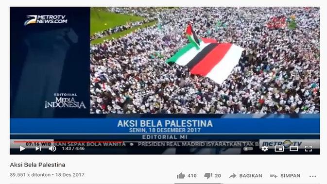 Gambar Tangkapan Layar Video dari Channel YouTube Media Indonesia
