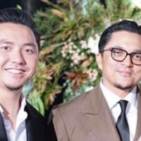 Ayu Dewi menyebut jika wajah Ananda Omesh dan Engku Emran sangat mirip. (foto: instagram.com/mrsayudewi)