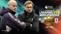 Liverpool vs Middlesbrough (Liputan6.com/Abdillah)