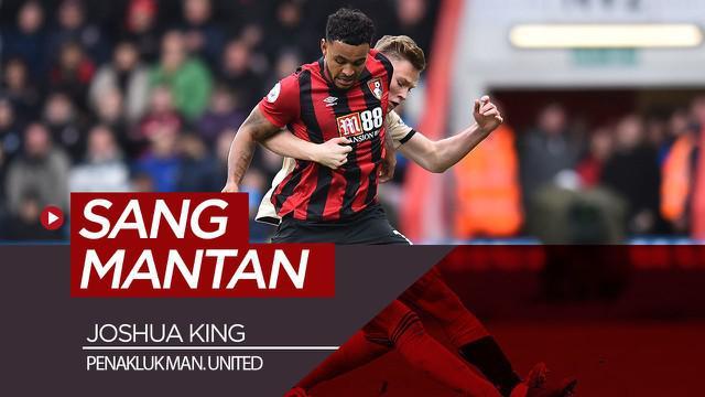 Berita video Joshua King, striker Bournemouth yang membuat mantan klubnya, Manchester United, takluk pada pekan ke-11 Premier League 2019-2020, Sabtu (2/11/2019).
