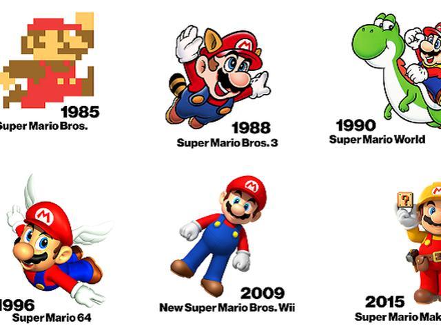 Mengenal Mario Tokoh Ikonik Di Game Super Mario Bros Tekno Liputan6 Com