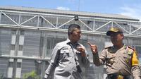 """High Risk Terorism Prisoners"" atau penjara khusus napi teroris berbahaya, Lapas Pasir Putih, Nusakambangan. (Foto: Liputan6.com/Muhamad Ridlo)"