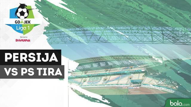 Berita video momen peluang-peluang emas pada laga lanjutan Gojek Liga 1 2018 bersama Bukalapak antara Persija Jakarta melawan PS Tira di Stadion Wibawa Mukti, Cikarang, Sabtu (10/11/2018).