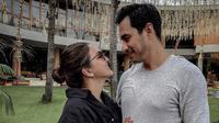 Momen Manis Donna Agnesia dan Darius Sinathrya, Dapat Julukan Couple Goals. (Sumber: Instagram/dagnesia dan Instagram/darius_sinathrya)