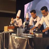 Food Festival Fleudelys  hadirkan sajian catering berkualitas premium.