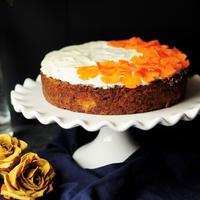 Cake wortel/copyright: unsplash/sharon chen