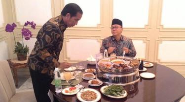 Sayangnya Zulkifli Hasan enggan merinci pembicaraannya dengan Presiden Jokowi.