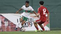 Penyerang Timnas Indonesia U-16, Diandra Diaz Dewari, menyebut hasil uji coba di Uni Emirat Arab membuat timnya punya gambaran peta persaingan di Piala AFC U-16.