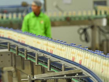 Produksi Industri China Terendah dalam 17 Tahun Terakhir