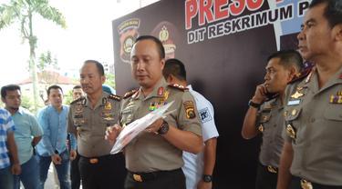 Identitas Kawanan Pembunuh Sopir Taksi Online Palembang