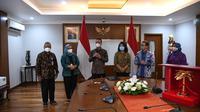 Acara serah terima sejumlah barang gratifikasi Presiden Jokowi kepada negara. Dok djkn.kemenkeu.go.id