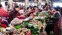 Pasar Ima Keithel di India merupakan pasar wanita terbesar di Asia. (Sumber: imphalwest.nic.in)