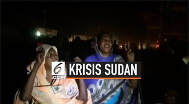 Situasi di Sudan masih bergejolak usai pertumpahan darah awal juni silam. Warga terus berunjukrasa meminta keadilan dan mendesak peralihan kekuasaan pemerintahan ke tangan sipil.