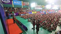 Audisi Umum Beasiswa Bulutangkis digelar di Surabaya (Istimewa)