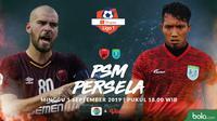 Shopee Liga 1 - PSM Makassar Vs Persela Lamongan - Head to Head (Bola.com/Adreanus Titus)