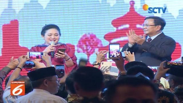 Temui pengusaha Tionghoa, Prabowo Subianto nyatakan dirinya menjunjung tinggi nilai humanis.