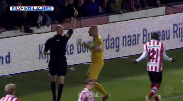 Berita video highlights Eredivisie 2017-2018 antara Sparta Rotterdam melawan AZ Alkmaar dengan skor 0-2. This video presented by BallBall.