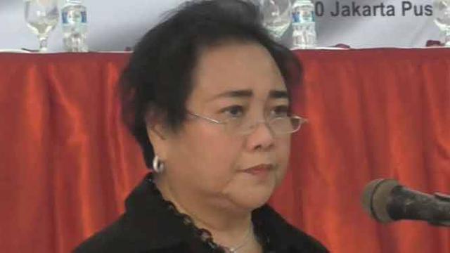 Rahmawati Soekarno Putri Ada Intervensi Asing Dalam Pilpres 2014