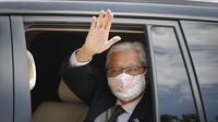 PM Malaysia Ismail Sabri Yakoob. (AP)