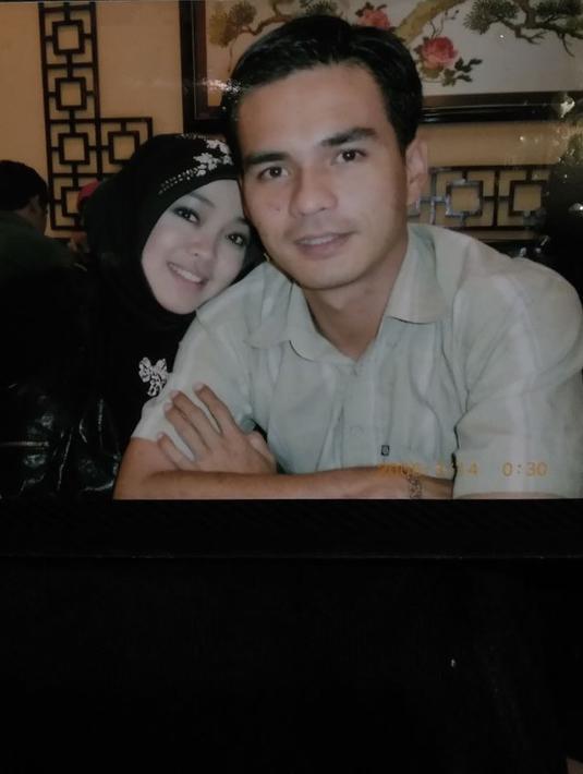 Rina Gunawan dan Teddy Syah (Instagram/rinagunawan28)