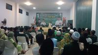 Cak Imim memberikan pengkaderan kader PKB di Garut (Liputan6.com/Jayadi Supriadin)