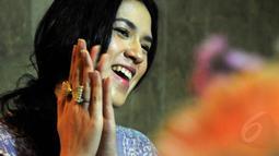 Raisa (Liputan6.com/Faisal R Syam)