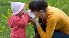 Si Kecil Punya Alergi? Hindari Pergi ke Tempat Ini (Stanislav Fridkin/Shutterstock)