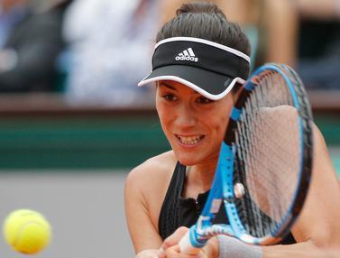 Petenis Cantik Spanyol Singkirkan Sharapova di Prancis Terbuka