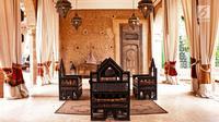 Ilustrasi Rumah bertema Arab (iStockphoto)