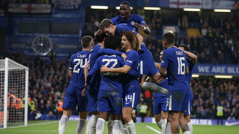 Chelsea dituding sering menelikung pemain incaran klub rival. (AFP/Daniel Leal-Olivas)