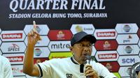 Rahmad Darmawan, pelatih Tira Persikabo. (Bola.com/Aditya Wany)