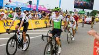 Tour de France. Dok: NTT