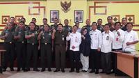 Kementan gandeng TNI-AD untuk pendampingan Program Serasi di Kalimantan Selatan. (foto: dok. Kementan)