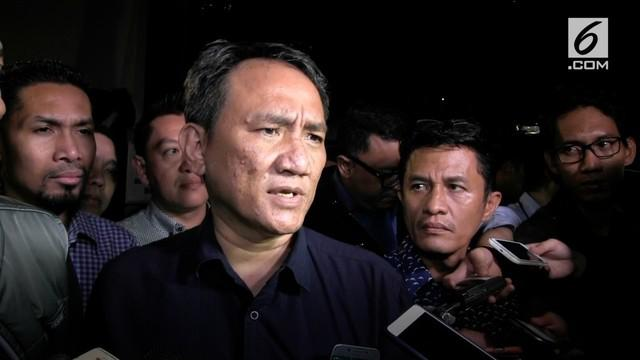 Setelah cuitannya yang menyebut Prabowo Subianto sebagai Jendral Kardus ramai di media sosial, Wakil Sekjen Partai Demokrat, Andi Arief temui SBY.